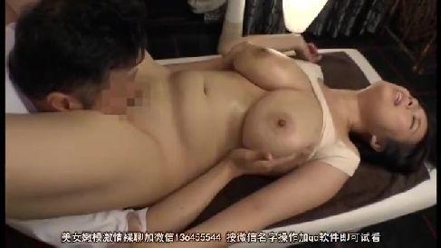 豊満な人妻がマッサージで性感帯を刺激され激しく悶え寝取られていく熟女セックス動画
